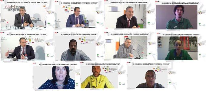 III Congreso de educación financiera Edufinet